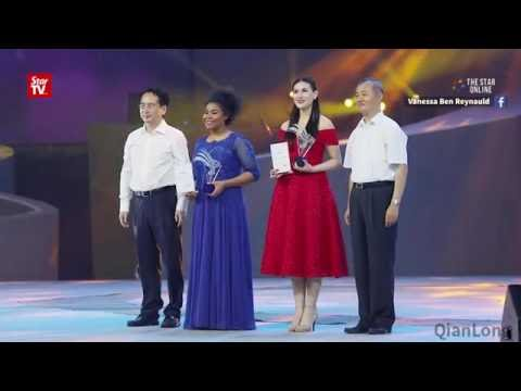 Malaysian girl takes silver in singing competition in China