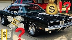 How to finance a classic car?
