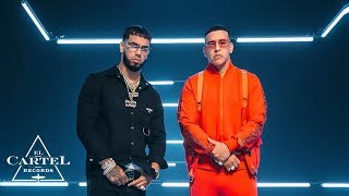Daddy Yankee &amp Anuel AA - Adictiva (Video Oficial)