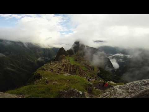 Machu Picchu March 2016
