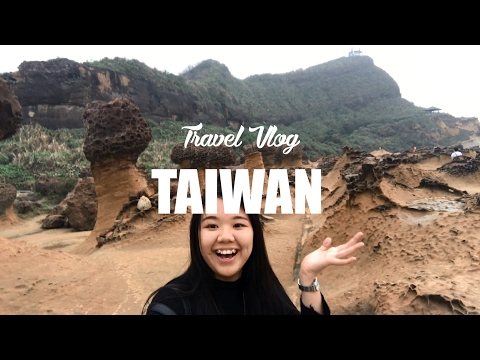TAIWAN TRAVEL VLOG | Places to go in Taiwan 台灣7天之旅
