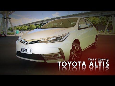 Toyota Corolla Altis試駕:安全歸位!下手的時機點