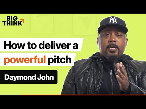 What Shark Tank investor Daymond John looks for in a business pitch | Big Think