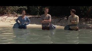 Доплыть до Острова ... отрывок из фильма (Пляж/The Beach)2000