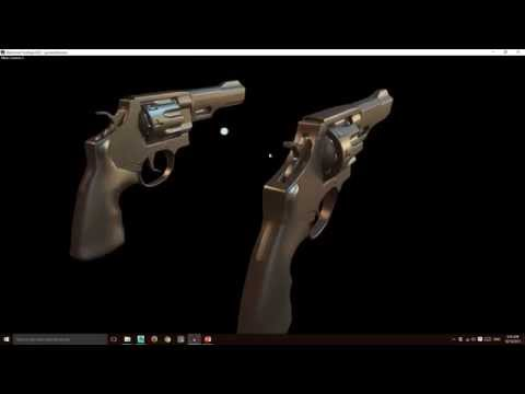 Baking Normals Using Substance And Maya   Catmul Clark, Crease Sets And Exploding The Mesh