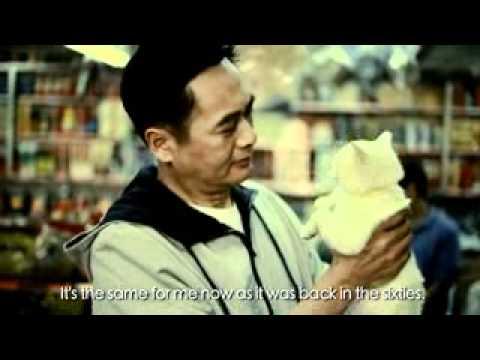 Chow Yun-Fat, His story about Hong Kong