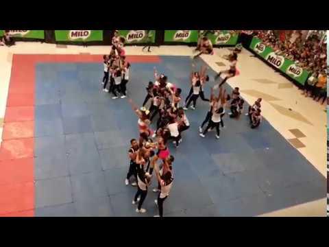 PHINMA- Cagayan De Oro College Milo CheerDance Competition 2017