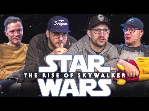 Rocket Beans reagiert auf den Star Wars IX: The Rise of Skywalker Final Trailer