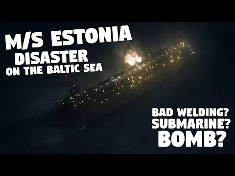 Investigating the sinking of MS Estonia (2020)
