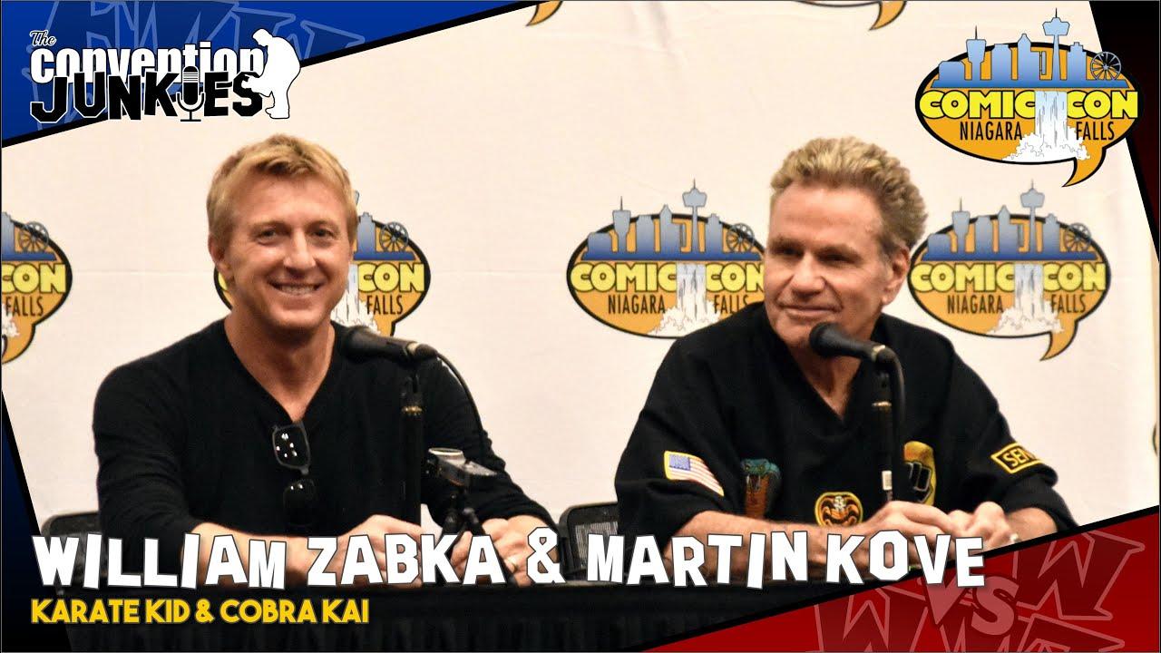 'Cobra Kai' Star Martin Kove On Returning to Play Iconic Character
