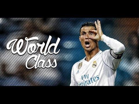 Cristiano Ronaldo - World Class | Skills & Goals | 2017/18