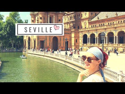 Seville average temp march