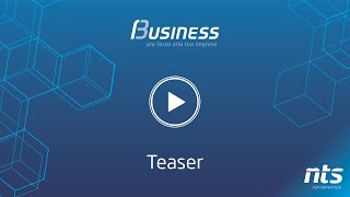 Business Cube - Teaser - NTS Informatica