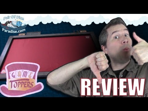 Game Topper - Board Game Table Top Review