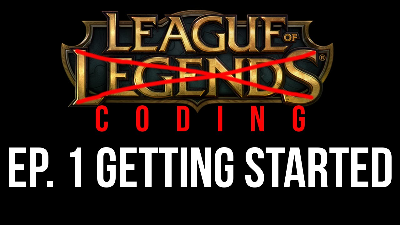 League Of Coding Ep 1 Welcome To Summoners Rift C Programming