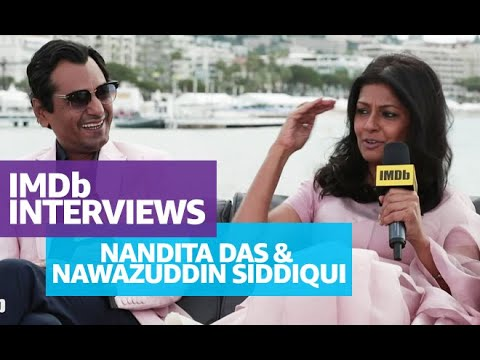 Nandita Das and Nawazuddin Siddiqui on The Importance of 'Manto' at Cannes 2018