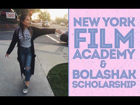 КАК ПОСТУПИТЬ В NEW YORK FILM ACADEMY И ПОЛУЧИТЬ СТИПЕНДИЮ 'БОЛАШАК' | ОБУЧЕНИЕ В США