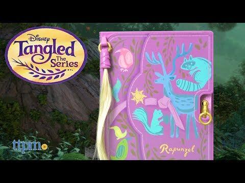 Disney Tangled The Series Rapunzel Secret Journal from Jakks Pacific