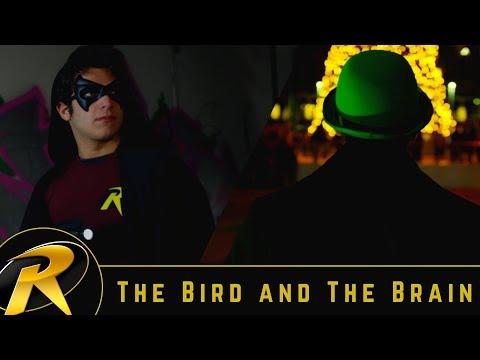 Robin: The Bird and The Brain (Batman Fan Film)