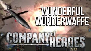 Using the Wonderful Wunderwaffe in Company of Heroes