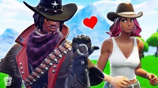 DEADFIRE GETS A GIRLFRIEND!? *NEW SEASON 6* - A Fortnite Short Film