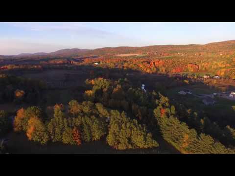 Drone - Milton, VT Autumn 2016