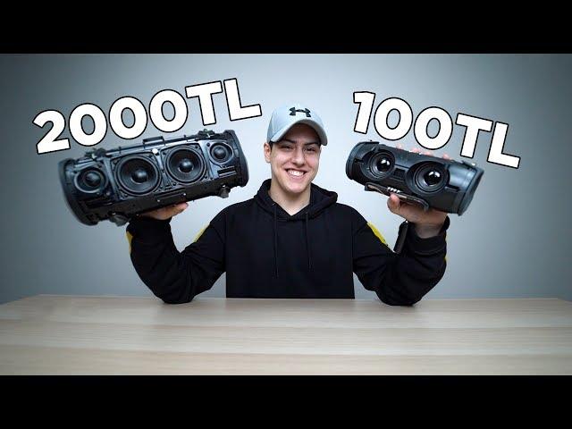 100TL VS 2000TL / ÇAKMA VS ORİJİNAL