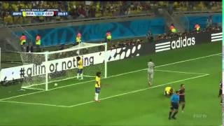 "Wrestling Legend ""J.R."" Jim Ross Calling The Brazil-Germany Highlights"