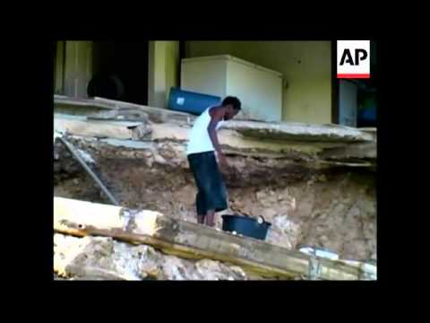 Powerful quake rocks eastern Caribbean