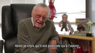 LArt des super-hros Marvel - Stan Lee