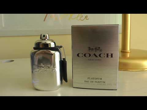 Coach Platinum For Men Fragrance Review