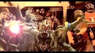 Episode 2 Megatrons Attacks Base | TRANSFORMERS STOP MOTION Light of the Moon