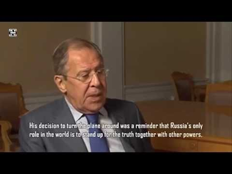 Lavrov: Did we forget barbarian NATO aggression against one European country (Serbia) in 1999?