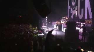 House Party Tour.        All Time Low           US Cellular Colisieum   Bloomington,IL 10/3/2013