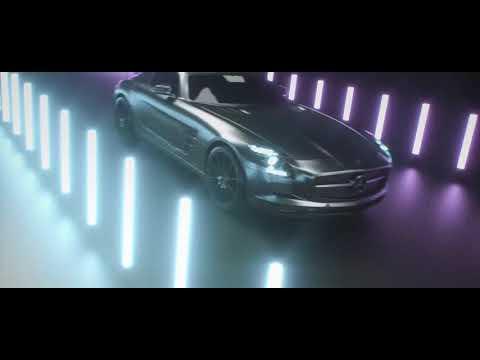 Mercedes SLS AMG Fan Work ~ By SyntheticArtz