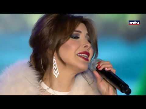 Nancy Ajram Ehsas Jdid Cedars international festival   نانسي عجرم احساس جدید مهرجان الارز