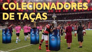 Flamengo ganha a 3ª taça em 10 dias. E, jogando com 10, mostra que é mais forte do que se imaginava