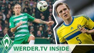 Max Kruse der Typ der Woche? Ludwig Augustinsson zu Werder | WERDER.TV Inside nach FC Bayern