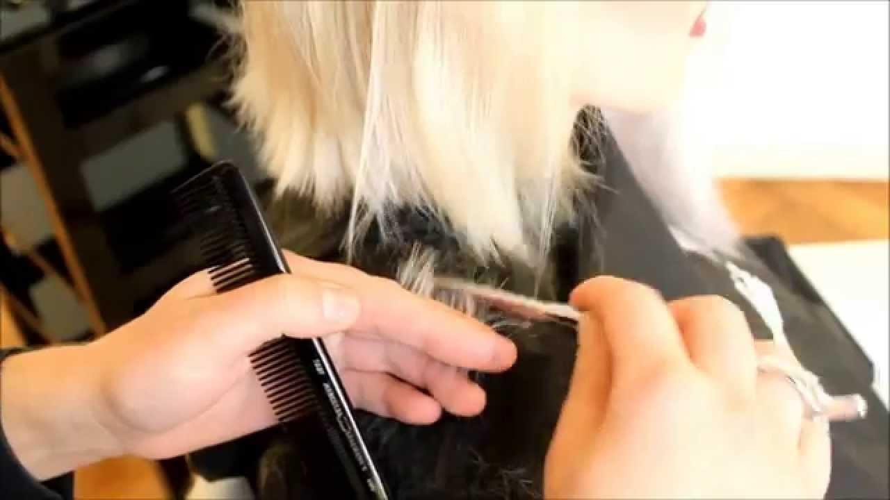 Boho Cut Dieter Bonnstaedter Schnitt Technik Youtube