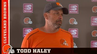 Todd Haley: Tyrod is the leader of this team