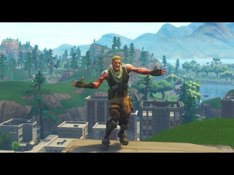 Fortnite Dance goes with everything - Видео с YouTube на компьютер, мобильный, android, ios