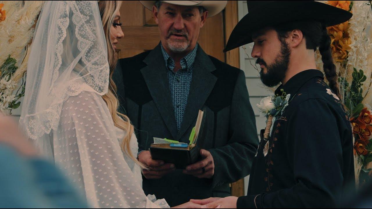Ian Munsick's Wedding Music Vid