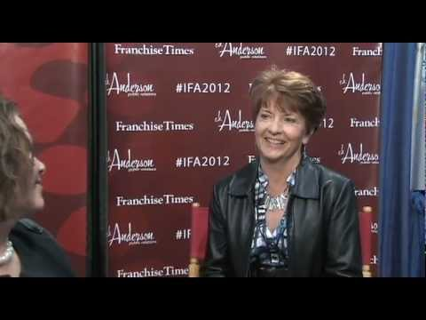 Deb Evans IFA2012: Social Technology Marketing by franchise public relations specialist EH Anderson