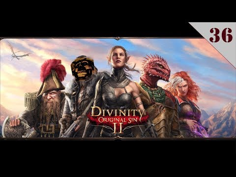 Divinity: Original Sin 2 - Ep36 - Complete And Total DEFEAT... (Early Access Game)