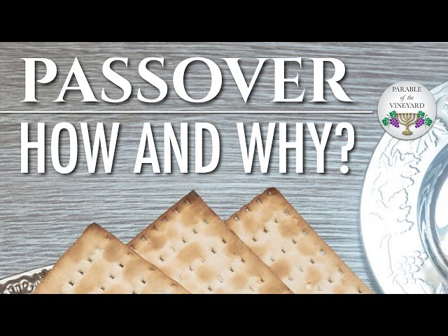 PASSOVER 2020: Q&A