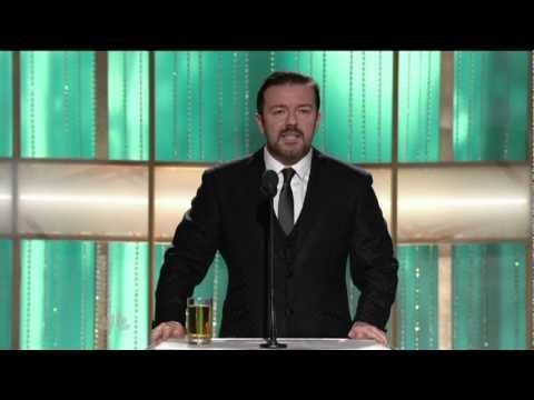 Golden Globes 2011 - Ricky Gervais Opening Monologue