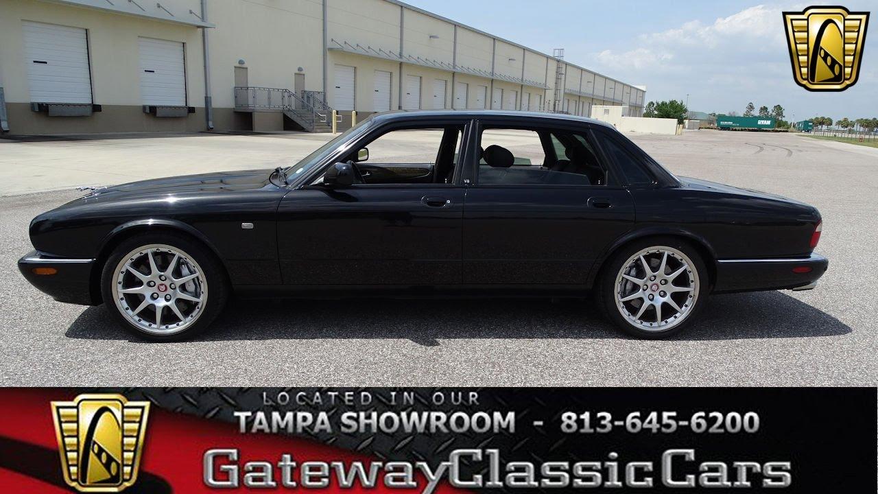 903 TPA 2002 Jaguar XJR 100 4.0L V8 FI DOHC Supercharged 5 Speed Automatic