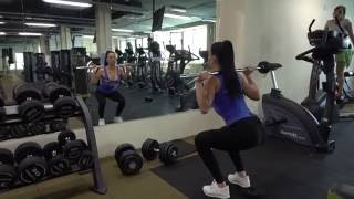 ТОП-5. Красивое женское тело за пять упражнений