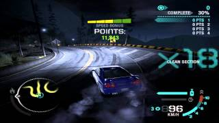 Need For Speed: Carbon - Race #58 - Journeyman