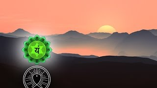 Calming Music for Sleep: Heart Chakra sleep music, soothing music, relaxation music, calm music